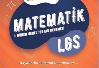 Matematik 1. Dönem Genel Tekrar Denemesi