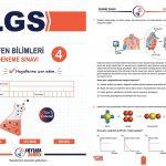 Sayısal Zümre Fen Bilimleri LGS 4. Deneme Sınavı